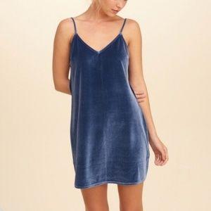 Hollister Velvet dress